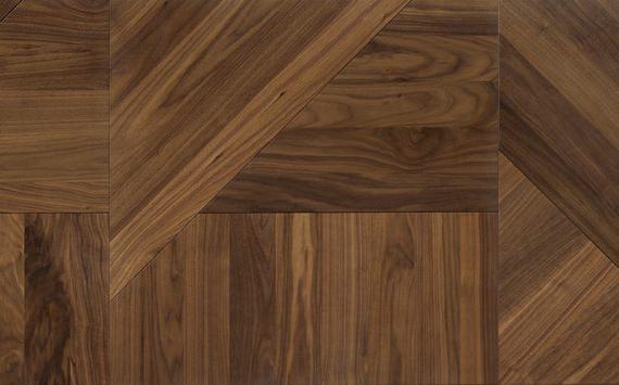 Pavimento geometrico modulare di design.